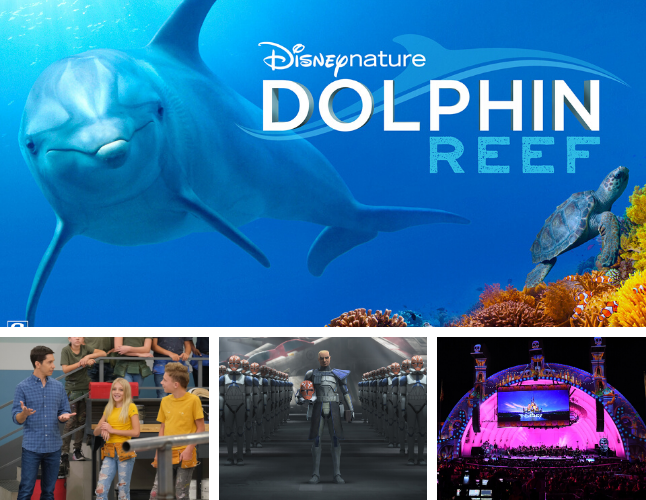 What's new on Disney Plus in April 2020