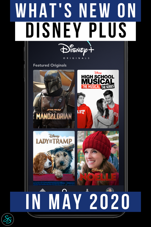 Love watching new shows on Disney Plus? Check out this list of all the new content you can watch! This updated list includes shows and movies being added in May 2020. #disneyplus #whattowatch #newondisneyplus
