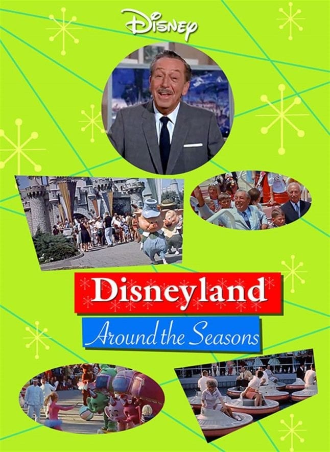 Disneyland Around the Seasons