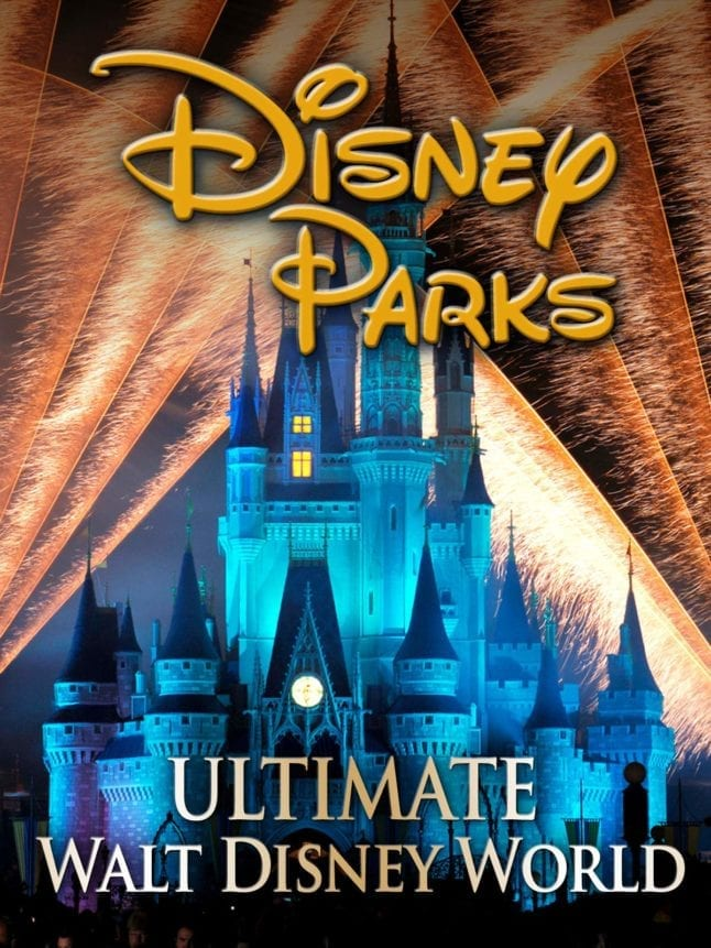 Ultimate Walt Disney World Cover Art