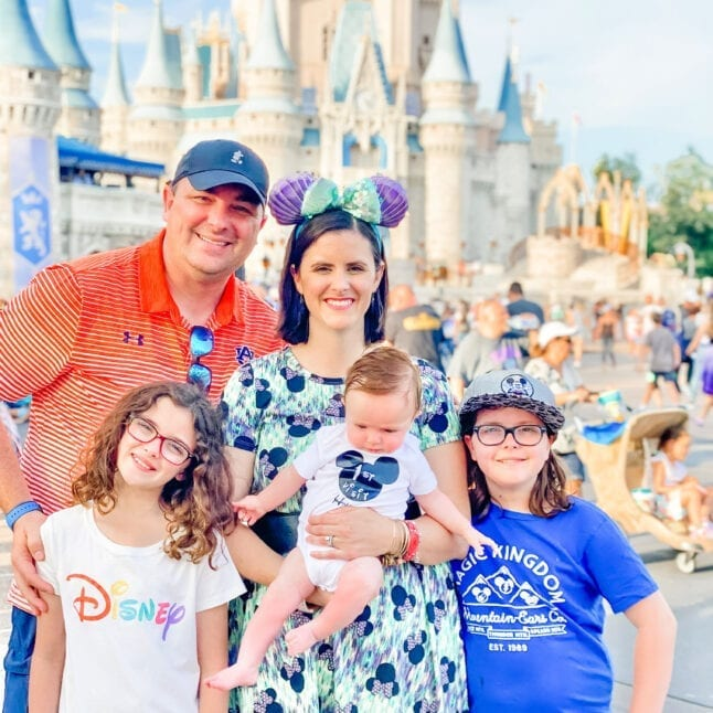 Take your baby to Disney! It's worth your time.