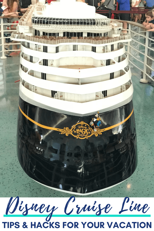 The next time you decide to head out on a cruise ship, make it a magical Disney Cruise with these Disney Cruise Line hacks and helpful tips. #disneycruise #disneycruisetips #disneytravel