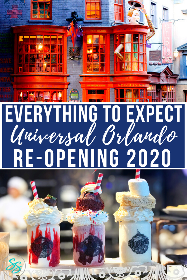 What is re-opening at Universal Orlando? When is Universal Orlando re-opening? Check out this article for all the update answers. #universalorlando #universalstudios #islandofadventure #harrypotter