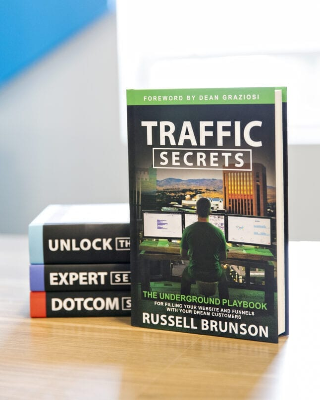 Trilogy Secrets Books by Russell Brunson