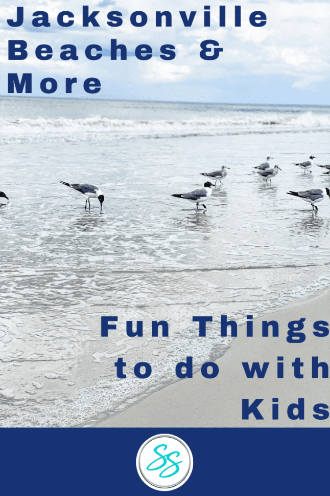What is there to do in Jacksonville with Kids? The beaches and so much more! #visitflorida #onlyinjax #ad
