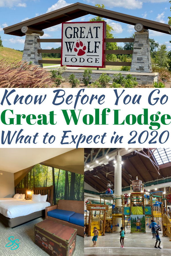 Great Wolf Lodge in Georgia is a fun, family destination. Read about everything you need to know before you visit, included their new COVID-19 procedures. #gwl #greatwolflodge #georgiatravel