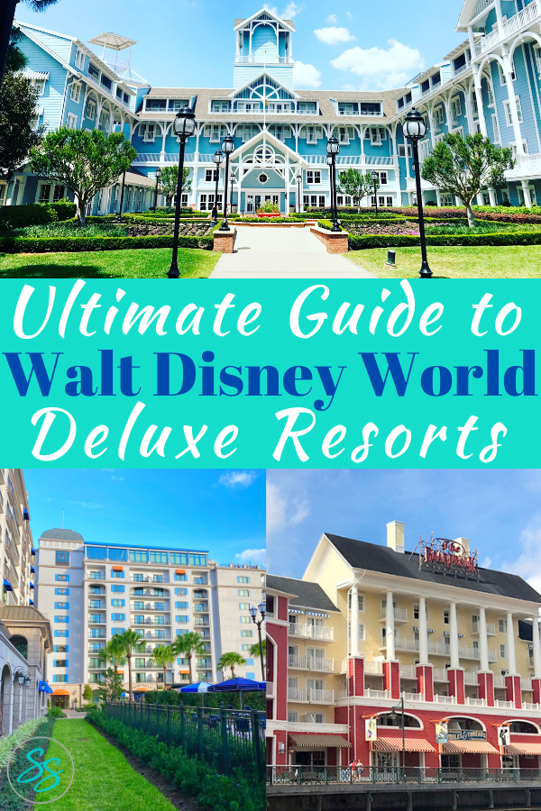 Which Disney Deluxe resort is the best? See what we looked at when ranking Disney Deluxe resorts, and find out which one is right for you. #disneytravel #disneytips #disneydeluxe
