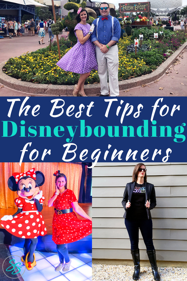 Learn how to express your Disney style with these best tips for Disneybounding. It is easy and fun! #disneystyle #disneybound #disneyworld #disneyland