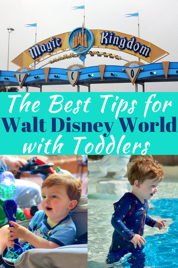 Need some Disney World vacation tips? This is the best advice for Disney World with a toddler. #disneyworld #disneytips #disneywithtoddlers