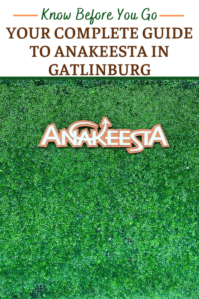 What exactly is Anakeesta? Check out this complete guide to know before you go! #anakeesta #visitgatlinburg #greatsmokymountains