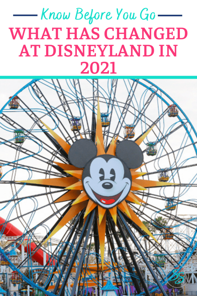 If you're returning after a long absence, there are some Disneyland updates you should know about before you plan your next trip. #disneyland #disneytravel #disneytips