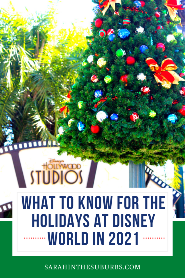 The holidays at Disney World are a magical time. Here's what you need to know about Christmas at Disney World when you plan your trip for 2021.