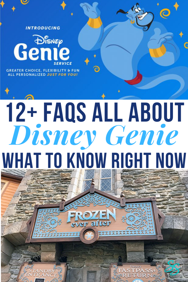 Disney Genie will be replacing FastPass and MaxPass at Disneyland and Disney World. Read these FAQs to find out more about it. #disneytravle #disneytips #disneygenie